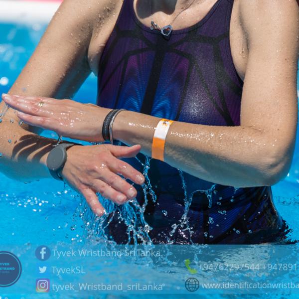 Waterproof Identification wristband
